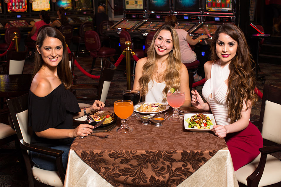 Restaurante en Hollywood Valle Alto Casino